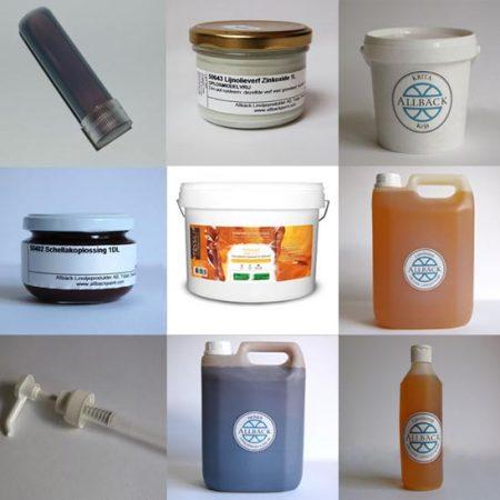 Ondersteunende producten